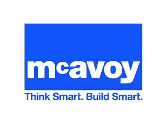 McAvoy building logo